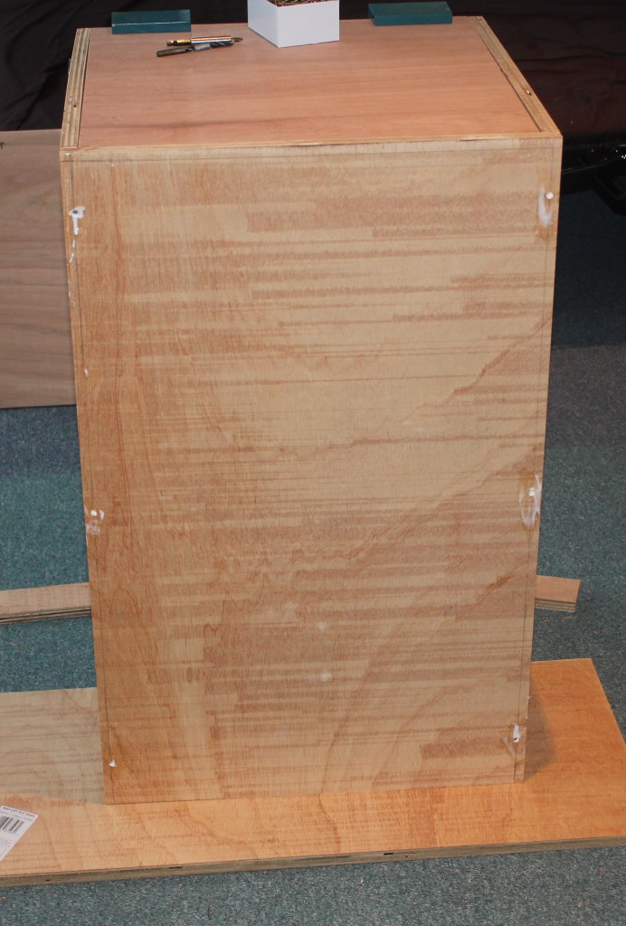 GP flightcase stage 2